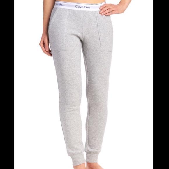 4b16a63f5c6c Calvin Klein Pants - Calvin Klein logo waistband joggers!